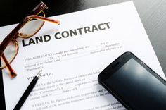 How to Close a Land Contract (aka - Contract for Deed) In-House