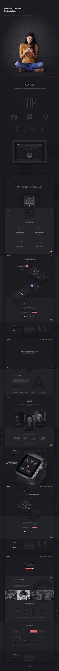Mobilex Website