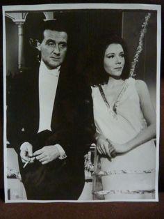 THE AVENGERS/////Vintage Mr Steed and Mrs Peel
