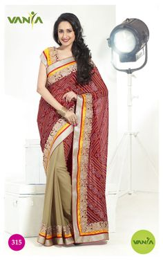 indian women's fashion wear saree number 315A