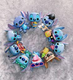 Disney Pop, Cute Disney, Lelo And Stich, Lilo And Stitch Quotes, Lilo Stitch, Toothless And Stitch, Stitch Drawing, Stitch And Angel, Cute Stitch