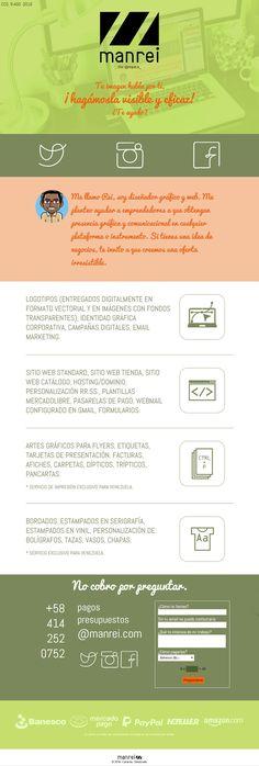 Diseño, desarrollo y programción web. Html, Css, Jquery, Js. Por Manrei / Rei Pilca