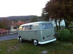 Vw T1, Volkswagen, Split Screen, Camper, Greece, Van, Type, Vehicles, Greece Country