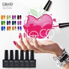 Elite99 pick 1 chamäleon temperaturänderung farbwechsel farbe chamäleon nagellack verwenden uv-led-härtung gel lack 10 ml