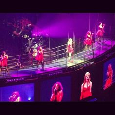 You Belong With Me - RED Tour, London 2/2/14