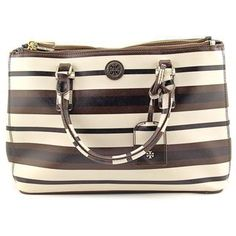 Tory Burch Women's 'Robinson Mini Double-zip' Leather Handbags