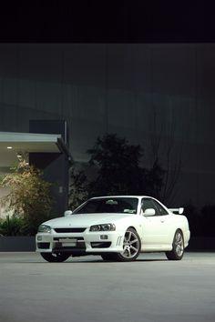 R34 GTT. GTR next!