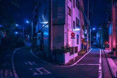 Neon Dreams: Matthieu Bühler Explores The Streets of Tokyo