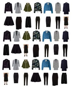 """""""7 Outwear + 7 Bottom"""" by rostianarahayu on Polyvore featuring Karl Lagerfeld, Miss Selfridge, Parka London, Balenciaga, Samoon, STELLA McCARTNEY, Les 100 Ciels, All About Eve, 3x1 and River Island"""