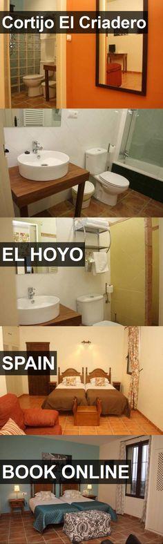 Hotel Cortijo El Criadero in El Hoyo, Spain. For more information, photos, reviews and best prices please follow the link. #Spain #ElHoyo #CortijoElCriadero #hotel #travel #vacation