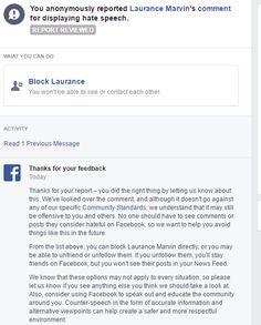 FB Community Standards are a joke