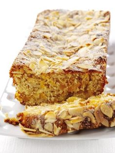 Try this delicious apricot and almond cake recipe plus other recipes from Red Online. Uk Recipes, Easy Cake Recipes, Almond Recipes, Clean Recipes, Sweet Recipes, Cooking Recipes, Apricot Recipes, Healthy Recipes, Healthy Eats
