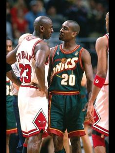 MJ vs GP