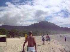 Vídeo sobre a Praia de Itamambuca em Ubatuba