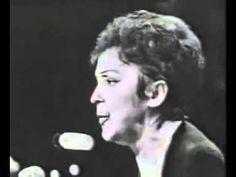 Edith Piaf  Genio Non, je ne regrette rien, subtitulado