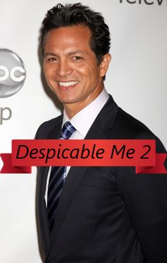 Benjamin Bratt discussed his role as the villain in Despicable Me 2 and why he took over for Al Pacino.