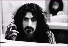 Yeah, it's a Dude...but it's ZAPPA...gotta include him!!!