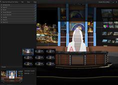 62 Best Virtual Set Studios images in 2018 | Chroma key