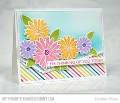 Thinking of You Today: MFT All Smiles Card Kit