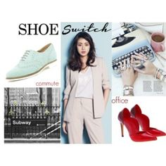 oxfords & scallops Kinds Of Clothes, Scallops, Oxfords, Stylish, Polyvore, Shoes, Fashion, Moda, Zapatos