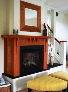 design a fireplace