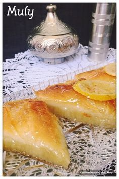 Dessert recipes - Pituljice (griz i orasi) Albanian Recipes, Bosnian Recipes, Croatian Recipes, Turkish Recipes, Kitchen Recipes, Baking Recipes, Cookie Recipes, Baklava Dessert, Baklava Cheesecake