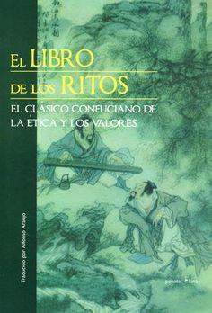 El libro de los ritos. Traducción de Alfonso Araujo. Editorial Quadrata #Filosofia #Confucio (enviado por @Alfonso_AraujoG via twitter)