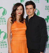 Proud papa Orlando Bloom told Ellen DeGeneres on her show that wife (and Victoria's Secret model) Miranda Kerr had no epidural when she gave birth to son Flynn on January 6, 2011. Did we mention that Flynn weighed 9 pounds, 12 ounces, at birth?