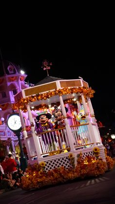 disney iphone wallpapers mickeys not so scary halloween party disney tips trip reports - Halloween Party Wallpaper