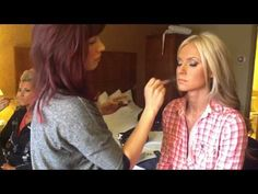 """Learn the main """"do's & dont's"""" to get a gorgeous stage look from top industry makeup artists Lori Fabrizio & Valeria Nova (the Bikini Competition Training, Competition Makeup, Physique Competition, Fitness Competition, Figure Competition, Competition Time, Bikini Fitness, Bikini Workout, Npc Bikini Prep"""