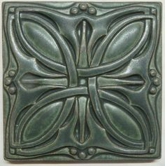 Motawi Art Tile Cicero Louis Sullivan Arts and Crafts Pottery Ceramics Arts And Crafts Movement, Decoration, Art Decor, Craftsman Tile, Louis Sullivan, Art Nouveau Tiles, D House, Art And Craft Design, Clay Tiles