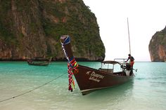 SNAPSHOT : The Beach : Koh Phi Phi Islands, Thailand