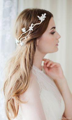 Jannie Baltzer 2016 Bridal Accessories | Wedding Inspirasi