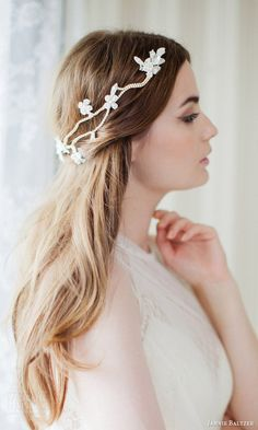 Jannie Baltzer 2016 Bridal Accessories   Wedding Inspirasi