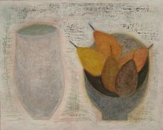 Pale Vessel with Five Pears, (2011) by Vivienne Williams