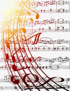 Stave with musical notes background vector material,Note,Stave,Creative stave,Background material Music Notes Background, Cartoon Background, Background Images, Vector Background, Cute Wallpapers Quotes, Wallpaper Quotes, Good Music, My Music, Music Clipart