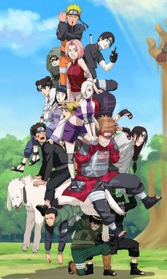 Who is your Naruto soulmate?