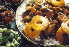 Golden Circle Curried Pineapple Lamb Recipe