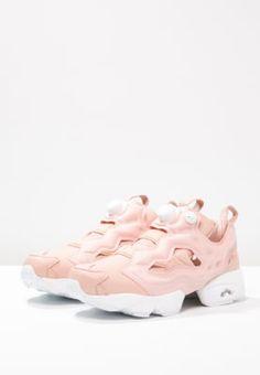 Reebok Classic INSTAPUMP FURY NT - Sneakers - rose cloud/white - Zalando.se