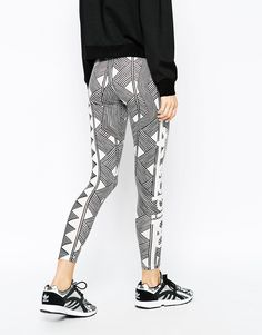Image 2 - Adidas Originals X Farm - Leggings monochromes