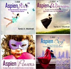 I Am Aspiengirl book & pre-order books 30% off www.Aspiengirl.com NOW. Code: christmas #femaleaspergers PLease Share  This book is about the unique characteristics traits and gifts of young girls and teenagers with female autism or female Asperger syndrome