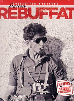 Coffret Gaston Rébuffat – 3 films + 1 livret