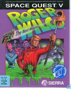 Roger Wilco is back and now he is Captain of his own spaceship!