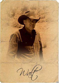 Robert Taylor as Walt Longmire. Robert Taylor Longmire, Walt Longmire, Detective, Longmire Tv Series, Super Movie, Tough Guy, Great Tv Shows, Book Tv, Best Series