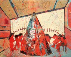 油画科作品ギャラリー 芸大・美大受験総合予備校 湘南美術学院 ショナビ Sketchbook Inspiration, Japan Art, Cool Stuff, Drawings, Illustration, Painting, Color, Paint, Kunst
