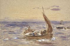 British Paintings: National Galleries of Scotland to Celebrate the Work of William McTaggart