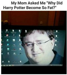 fat harry man