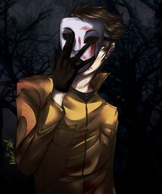 Masky by Kamik91.deviantart.com on @deviantART