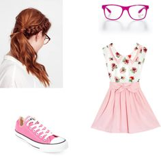 """""""Nerd party"""" by ana-romero-54 ❤ liked on Polyvore"""