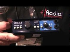 Radial MC3 Monitor Controller.